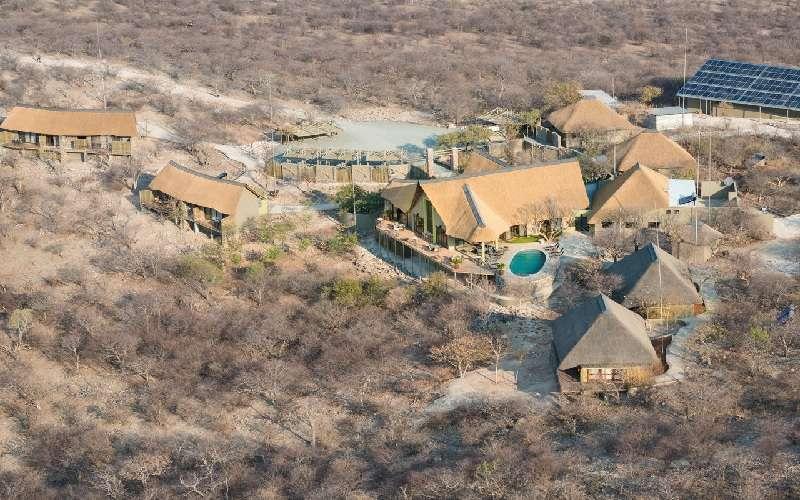 Safarihoek Lodge, Namibia