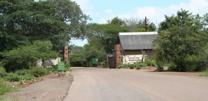Satara Rest Camp - Kruger National Park