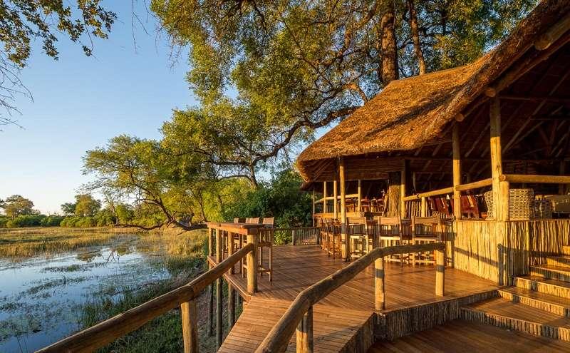 Savute Camp, Botswana