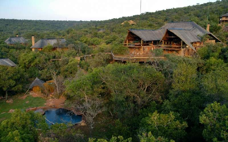 Sediba Private Game Lodge, Welgevonden Game Reserve