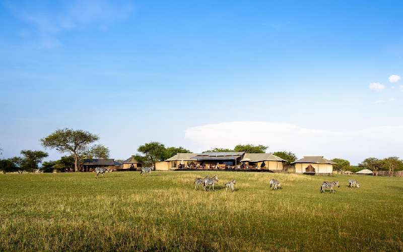 Sabora Tented Camp Singita Grumeti Reserves