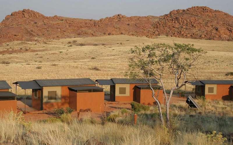 Soft Adventure Camp Namibia