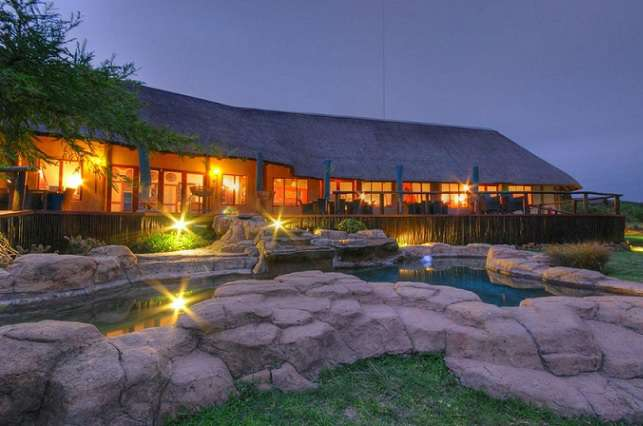 Springbok Lodge, Nambiti Private Game Reserve