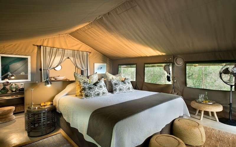 Tanda Tula Safari Camp Timbavati Game Reserve South Africa