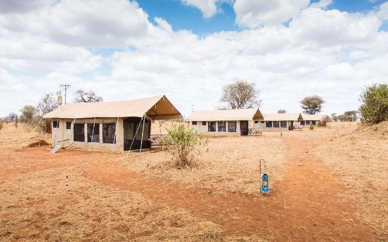 Tarangire Ndovu Camp, Tanzania