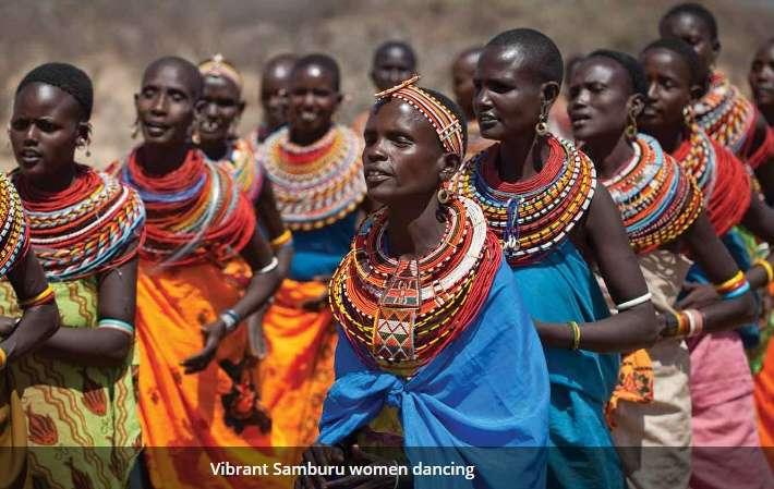 The Safari Collection Kenya Photographic Journey
