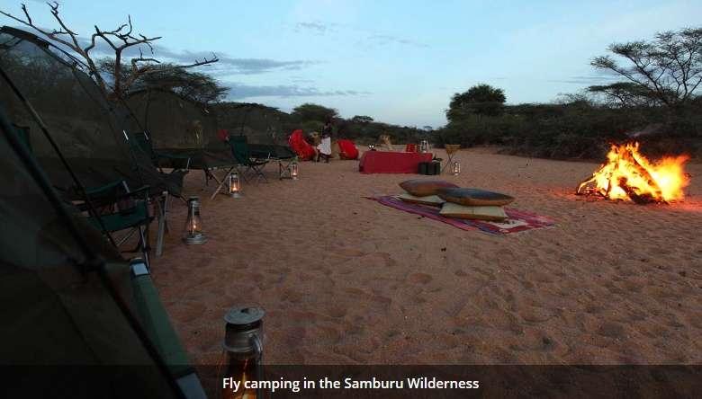 The Safari Collection Kenya Safari Teaser Journey