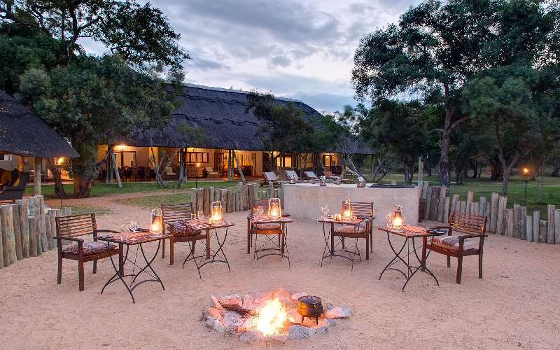 Tintswalo Safari Lodge, Manyeleti Private Game Reserve