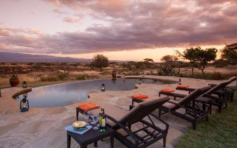 Tortilis Camp Amboseli, Kenya