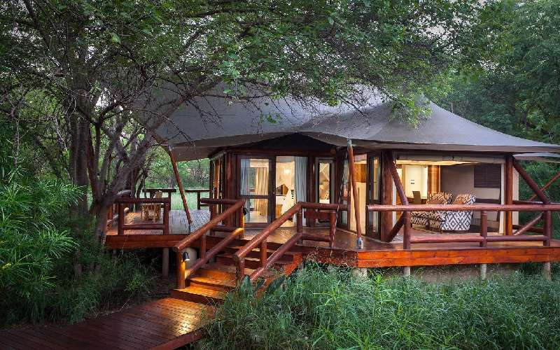 Tuli Safari Lodge, Botswana