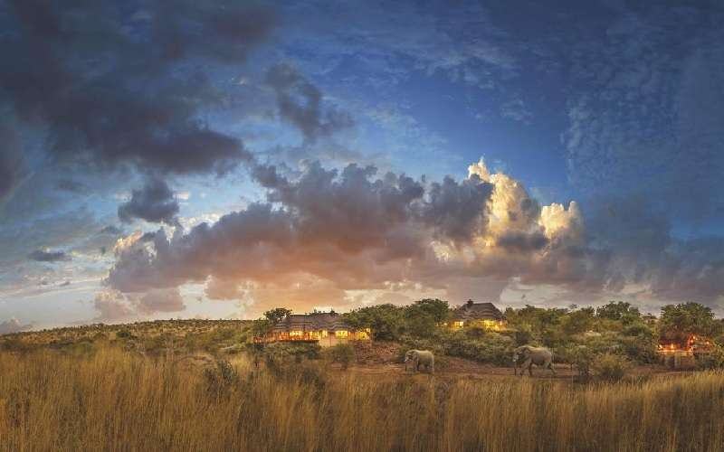 Tuningi Safari Lodge, Madikwe Game Reserve