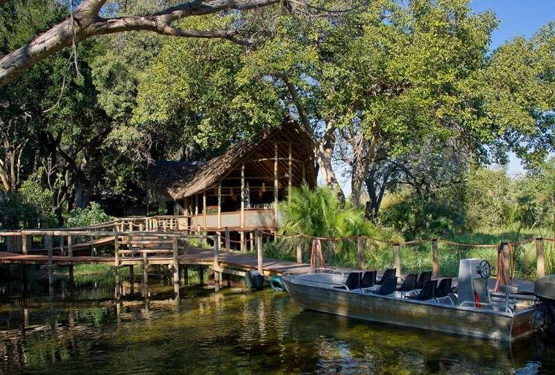 Xigera Camp, Moremi Game Reserve Okavango Delta